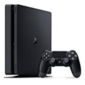 Play Station 4 1TB with console